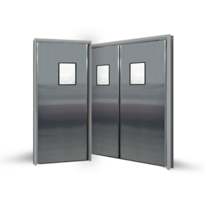 EHH-3 Stainless Steel Traffic Door