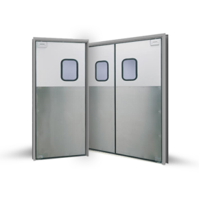 FCG-1 Aluminum Traffic Door