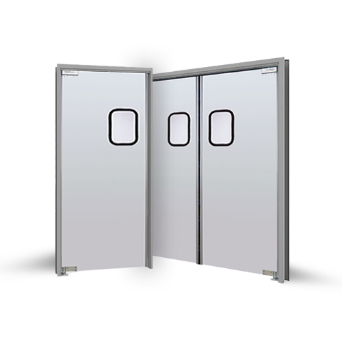 LWP-3 Aluminum Traffic Door