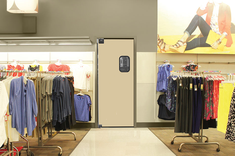 Pe 500 In Retail Application