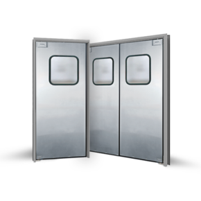 SCG-3 Stainless Steel Traffic Door