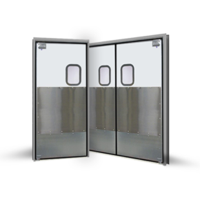 SCG-5 Aluminum Traffic Door