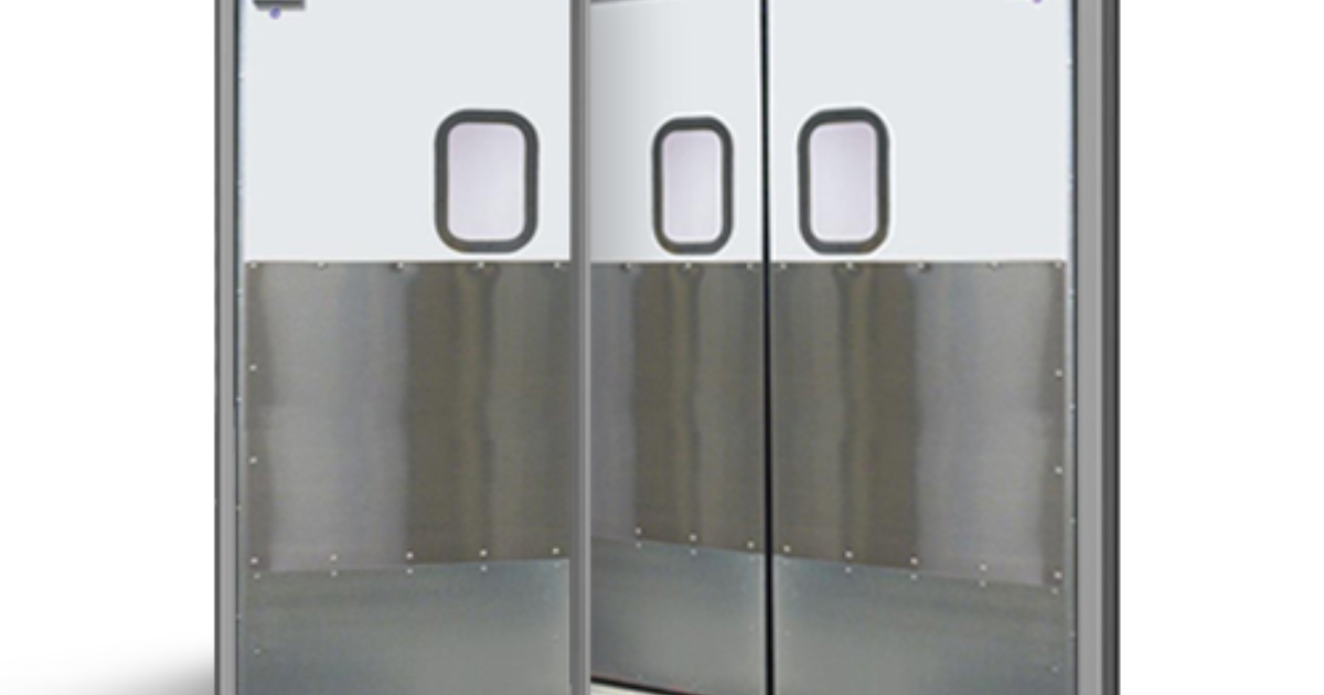 Scp 5 Aluminum Traffic Door Eliason Doors