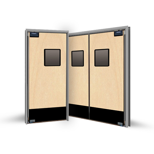SCP-12 High Pressure Laminate Traffic Door