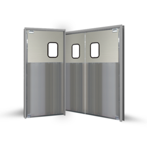 SCP-2 Aluminum Traffic Door