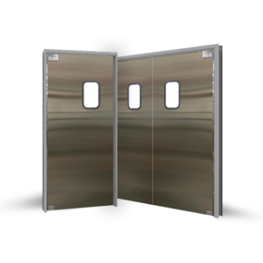 SCP-3 Stainless Steel Traffic Door