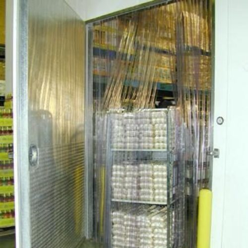 Curtron Industrial Strip Doors