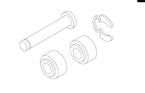 Lwp Roller assembly